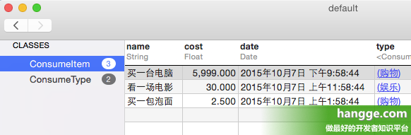 原文:Swift - Realm数据库的使用详解(附样例)
