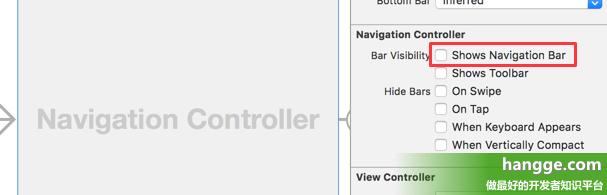 原文:Swift - 让导航栏随页面一起移动,而不是淡入淡出