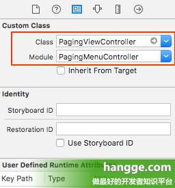 原文:Swift - 分页菜单的实现(使用PagingMenuController库实现tab标签切换)