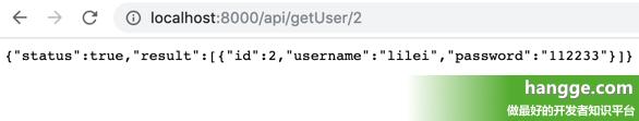 原文:Laravel - MySQL数据库的使用详解1(安装配置、基本用法)