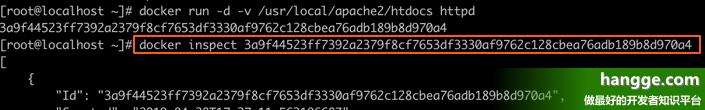 原文:Docker - 容器存储详解1(使用Data Volume实现数据持久化)