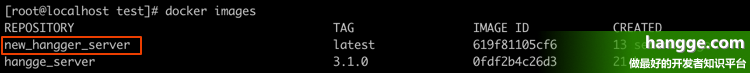 原文:Docker - 实现本地镜像的导出、导入(export、import、save、load)