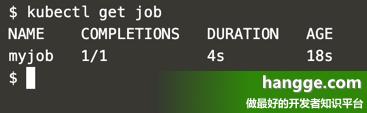 原文:K8s - Kubernetes使用详解4(运行Job样例)