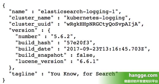 原文:K8s - Kubernetes使用详解14(集群日志管理:Elasticsearch)