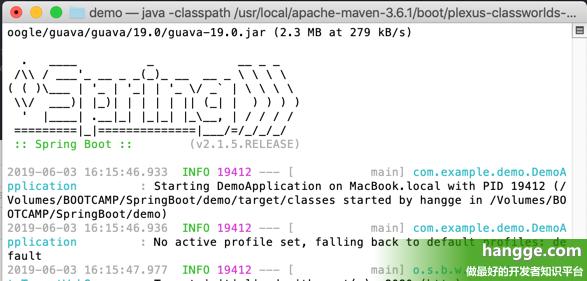 原文:SpringBoot - 详细入门教程(创建、运行项目,REST服务样例)