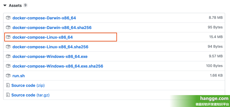 原文:Docker - 离线安装 docker-compose(以CentOS系统为例)