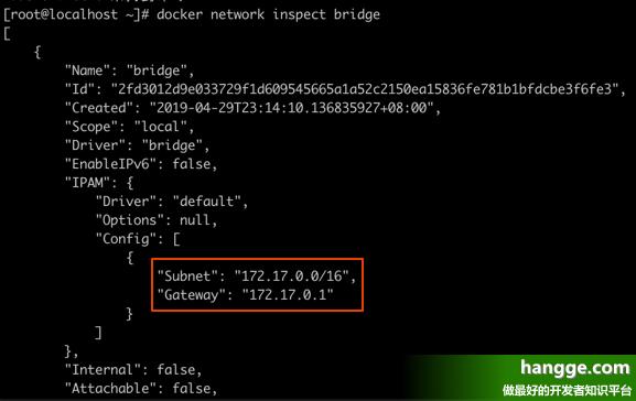 原文:Docker - 网络使用详解1(原生网络介绍:none、host、bridge)