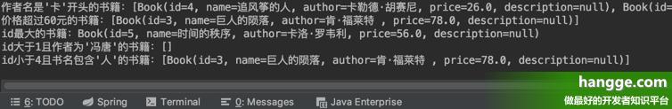原文:SpringBoot - 使用Spring Data JPA操作数据库1(安装配置,基本用法)